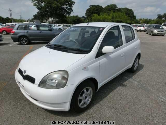 Used 1999 TOYOTA VITZGHSCP10 for Sale BF133455  BE FORWARD