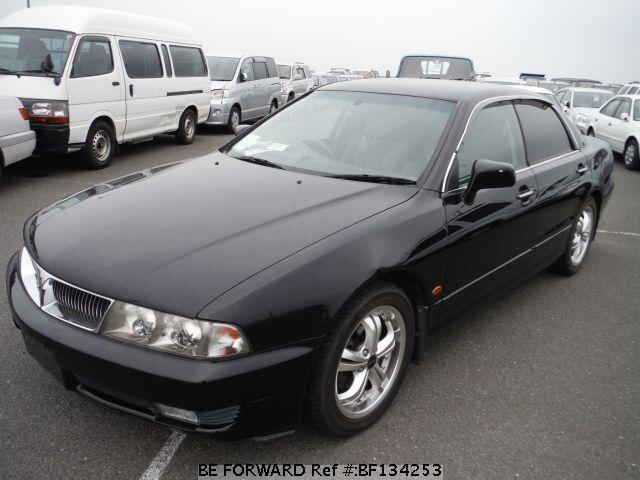 Used 2004 Mitsubishi Diamante Sedanla F34a For Sale Bf134253 Be