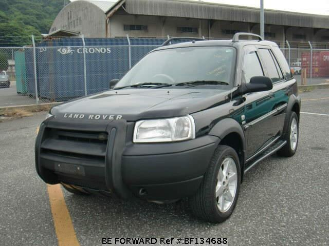 Used 2003 LAND ROVER FREELANDER HSE/GH-LN25 for Sale BF134688 - BE