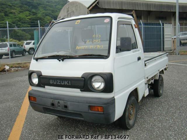 2ca35aa2185b29 Used 1991 SUZUKI CARRY TRUCK M-DA51T for Sale BF134697 - BE FORWARD