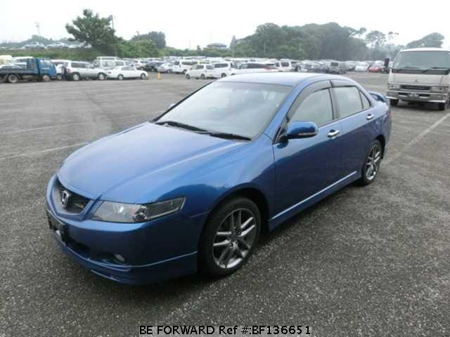 Used 2003 Honda Accord Euro Rla Cl7 For Sale Bf136651 Be Forward
