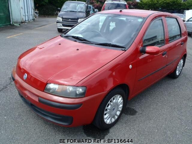 used 2002 fiat punto gh 188a5 for sale bf136644 be forward. Black Bedroom Furniture Sets. Home Design Ideas