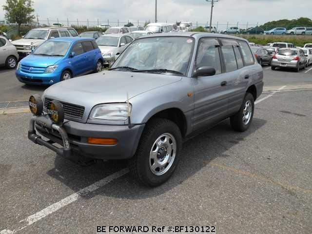 Used 1996 Toyota Rav4 Je Sxa11g For Sale Bf130122 Be Forward