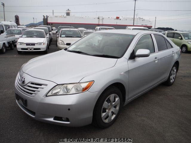 Used 2006 TOYOTA CAMRY GDBAACV40 for Sale BF136862  BE FORWARD