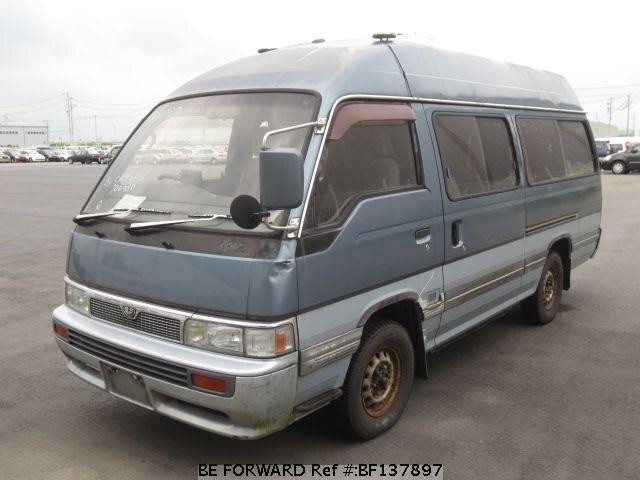 Used 1990 Nissan Caravan Van U Crmge24 For Sale Bf137897 Be Forward