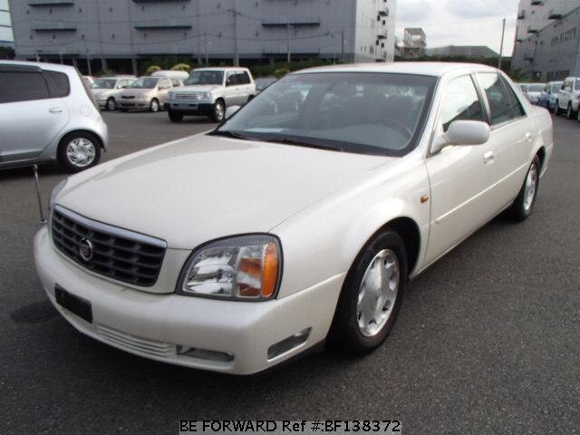 used 2002 cadillac deville dhs gf ak64k for sale bf138372 be forward used 2002 cadillac deville dhs gf ak64k