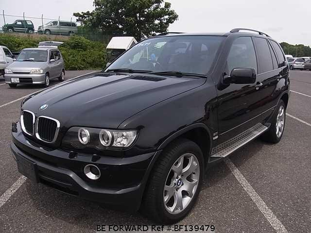 Used 2001 BMW X5 30I SPORTS PACKAGEGHFA30 for Sale BF139479