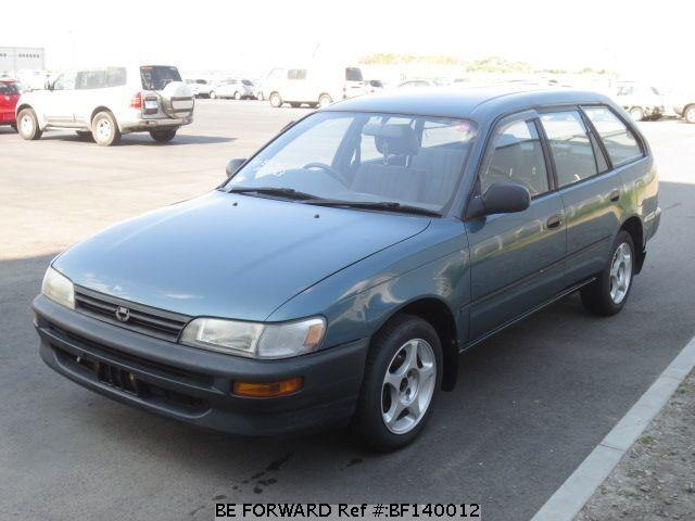used 1995 toyota corolla van r ee103v for sale bf140012 be forward. Black Bedroom Furniture Sets. Home Design Ideas