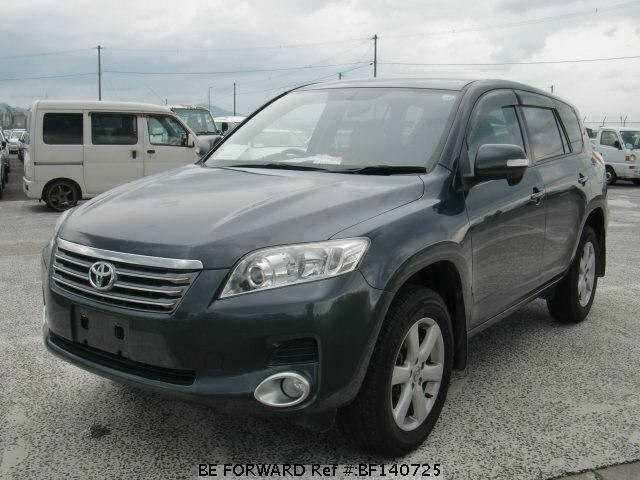 Used 2007 TOYOTA VANGUARD BF140725 for Sale