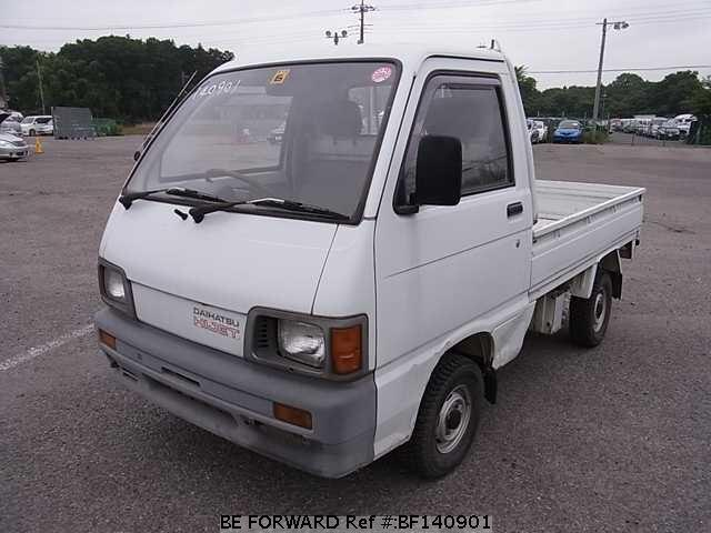 Used 1991 DAIHATSU HIJET TRUCK/M-S82P For Sale BF140901