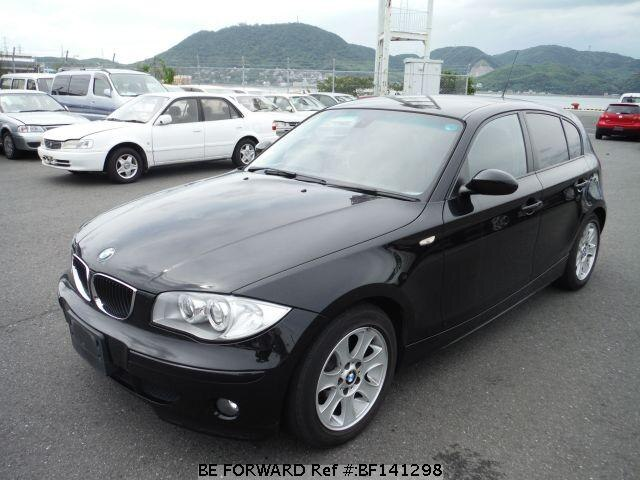 Worksheet. Used 2005 BMW 1 SERIES 118IGHUF18 for Sale BF141298  BE FORWARD