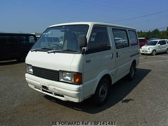 Used 1990 MAZDA BONGO VAN/S-SS28M for Sale BF141485 - BE ...