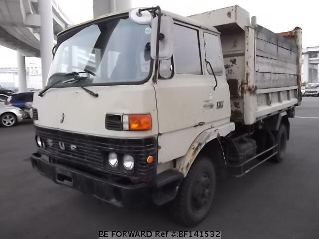 Used 1980 MITSUBISHI FUSO TRUCK/K-FK116DD for Sale ...