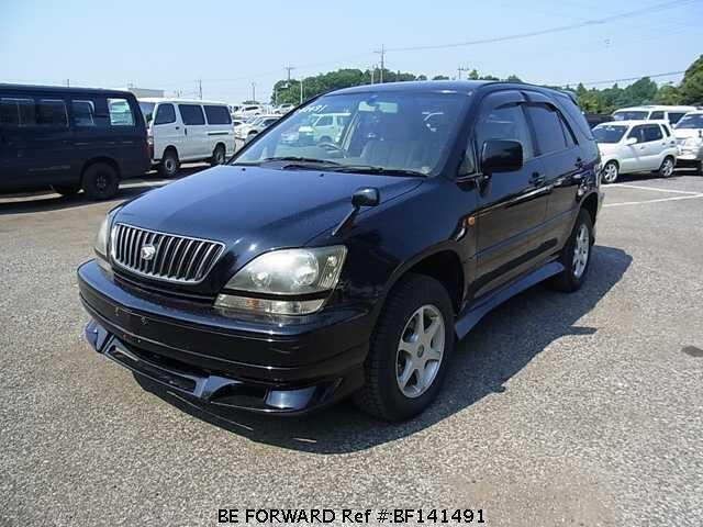 74a297b866 Used 1998 TOYOTA HARRIER 3.0 FOUR G PACKAGE GF-MCU15W for Sale ...