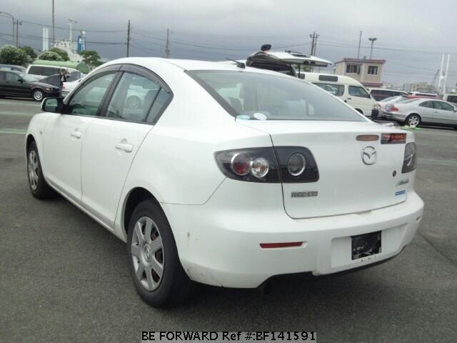 Used 2006 Mazda Axela Bf141591 For Image