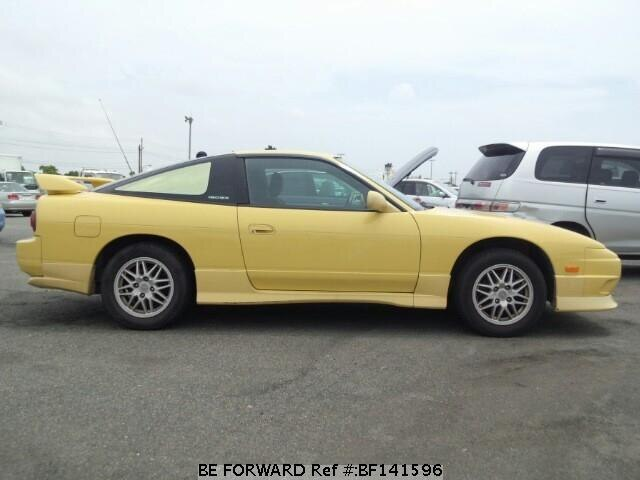 used 1998 nissan 180sx e rps13 for sale bf141596 be forward. Black Bedroom Furniture Sets. Home Design Ideas