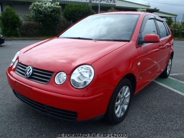 Used 2005 volkswagen pologh 9nbky for sale bf142030 be forward used 2005 volkswagen polo bf142030 for sale sciox Images