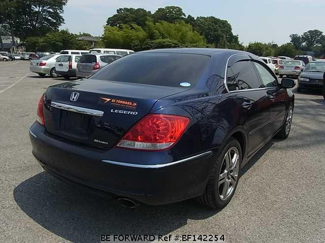 Used 2004 HONDA LEGEND V6/DBA-KB1 for Sale BF142254 - BE ...
