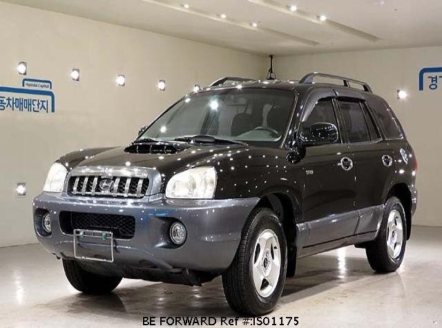 2002 hyundai santa fe is01175 usados en venta be forward 2002 hyundai santa fe is01175 usados en