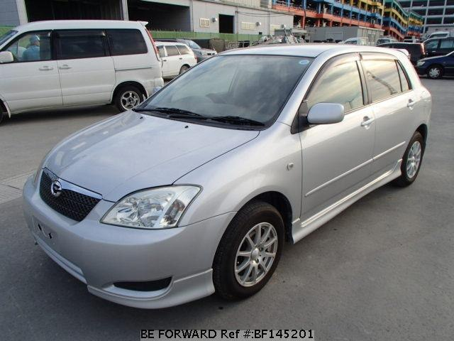 Used 2003 Toyota Corolla Runx S Ua Zze122 For Sale