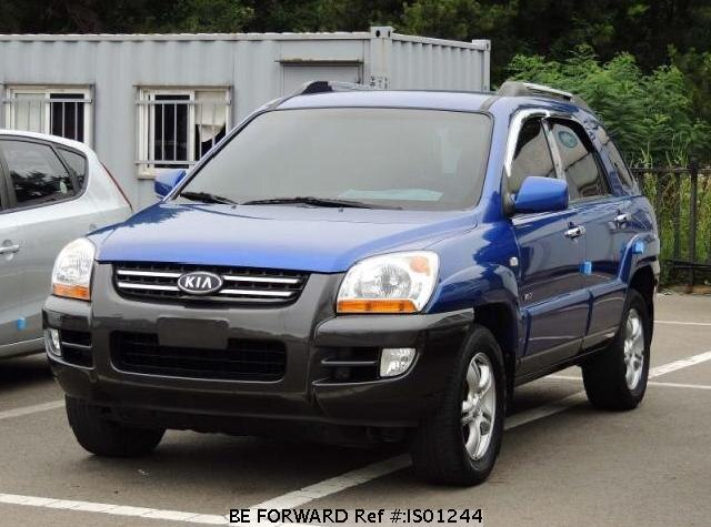 2006 kia sportage d 39 occasion is01244 be forward. Black Bedroom Furniture Sets. Home Design Ideas
