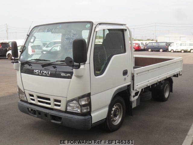 Used 2005 ISUZU ELF TRUCK/KR-NHR69 for Sale BF146381 - BE