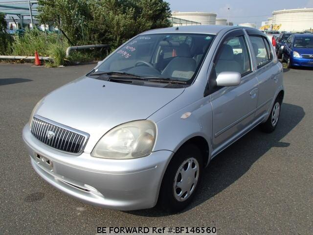 Used 2001 TOYOTA VITZ CLAVIA/TA-NCP10 for Sale BF146560 - BE FORWARD