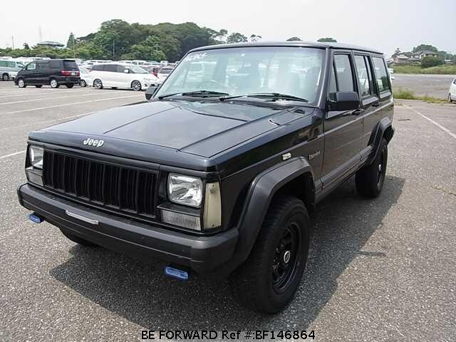 used 1995 jeep cherokee e 7mx for sale bf146864 be forward. Black Bedroom Furniture Sets. Home Design Ideas