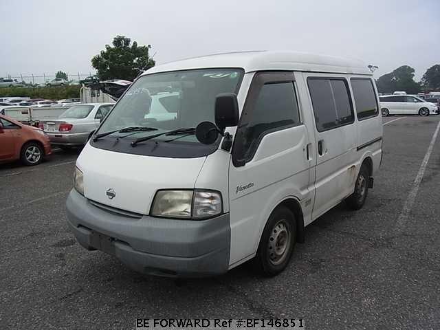 used 1999 nissan vanette van dx highroof gc sk82vn for sale bf146851 rh beforward jp Nissan Van 2013 Nissan Vanette