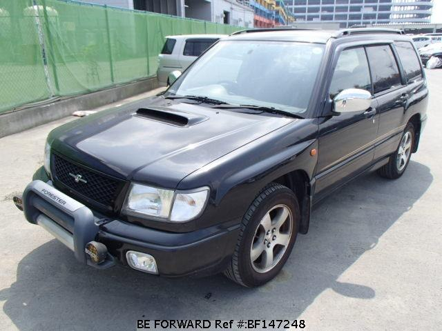 Used 1997 subaru forester stbe sf5 for sale bf147248 be forward used 1997 subaru forester bf147248 for sale sciox Images