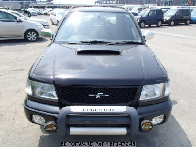 Used 1997 Subaru Forester Stbe Sf5 For Sale Bf147248 Be Forward