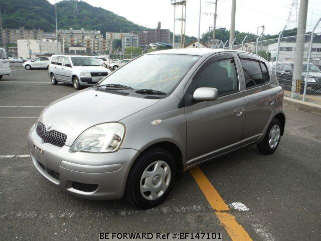 Used 2004 TOYOTA VITZCBASCP10 for Sale BF147101  BE FORWARD