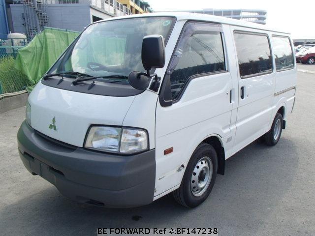 Used 2007 MITSUBISHI DELICA VAN/KR-SKF2VM for Sale BF147238 - BE FORWARD
