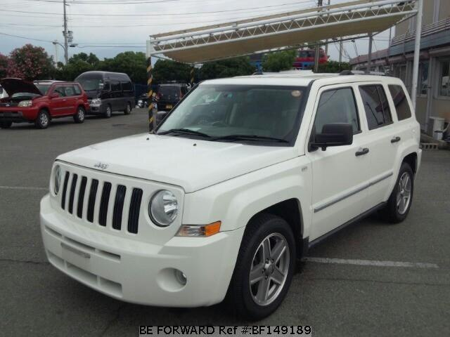 Used 2008 JEEP PATRIOT LIMITED/ABA-MK74 for Sale BF149189 ...