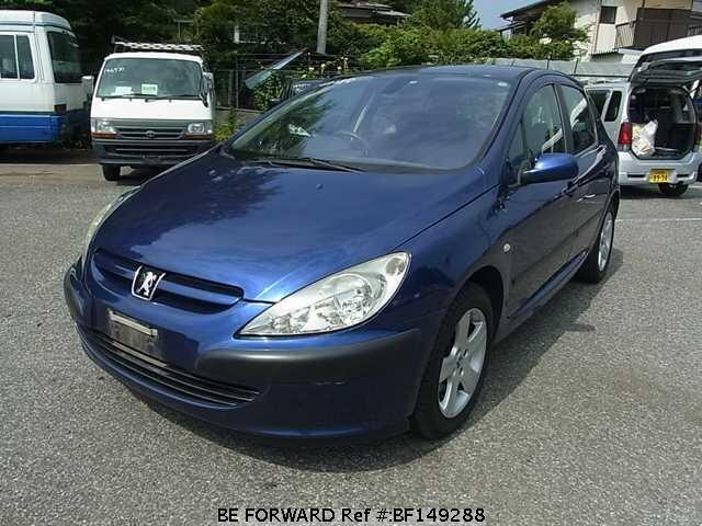 used 2002 peugeot 307 xs/gf-t5 for sale bf149288 - be forward