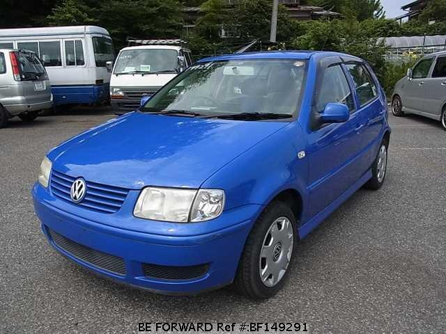 Used 2001 VOLKSWAGEN POLO/GF-6NAHW for Sale BF149291 - BE FORWARD