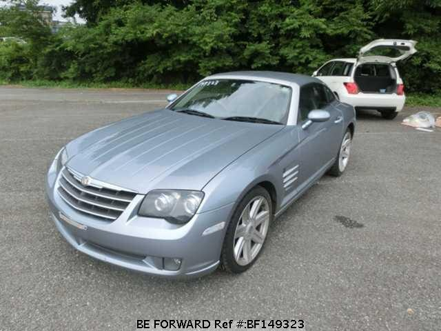 Used 2006 Chrysler Crossfire Gh Zh32 For Sale Bf149323 Be Forward