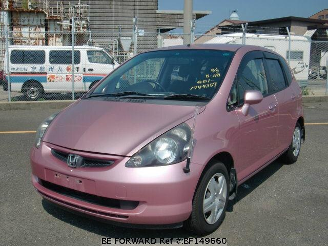 Used 2003 HONDA FIT BF149660 For Sale