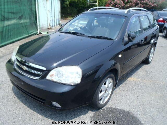 Used 2005 Chevrolet Optra Wagon Lt Gh Na35z For Sale Bf150748 Be
