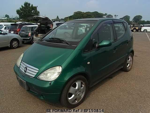 Used 2000 MERCEDES-BENZ A-CLASS A190/GF-168032 for Sale BF150814 - BE FORWARD