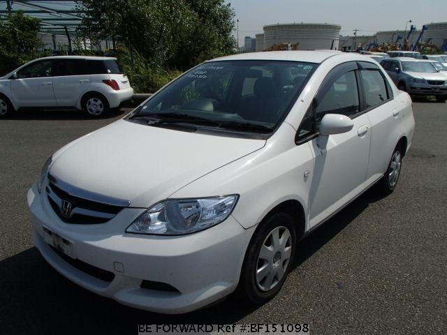 Used 2008 honda fit aria c dba gd8 for sale bf151098 be for Honda fit horsepower