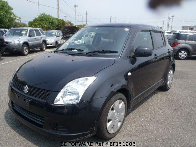 used 2006 suzuki swift 1 3xg dba zc11s for sale bf151206 be forward. Black Bedroom Furniture Sets. Home Design Ideas