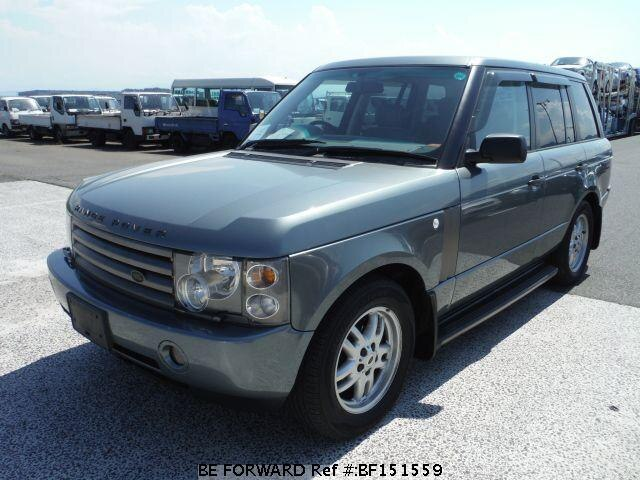 Used 2003 LAND ROVER RANGE ROVER 4.4 HSE/GH-LM44 for Sale BF151559