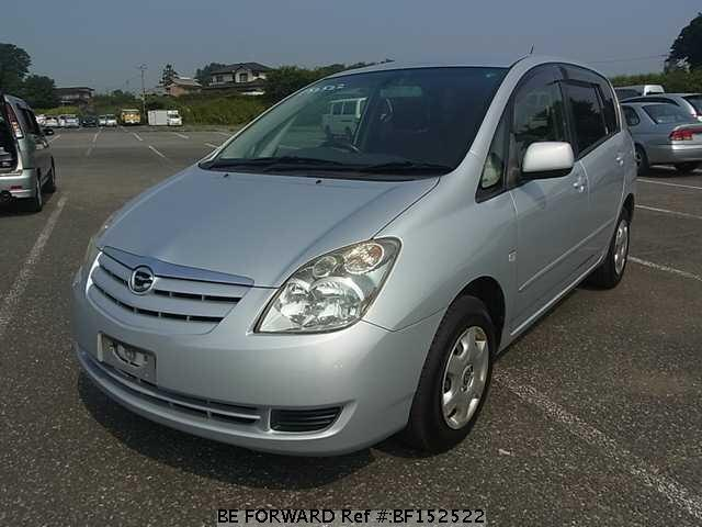 Used 2004 TOYOTA COROLLA SPACIO BF152522 for Sale