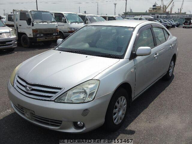 used 2003 toyota allion a18 g package ua zzt240 for sale bf153467 rh beforward jp Samsung TV Owner Manuals Panasonic TV Manual