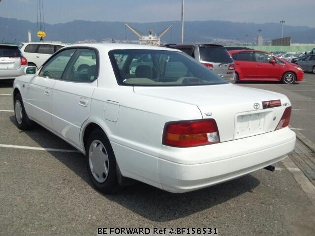 Used 1996 Toyota Vista Sedan E Sv40 For Sale Bf156531 Be Forward