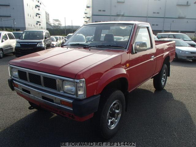 1990 nissan datsun pickup t qyd21 d 39 occasion en promotion bf154492 be forward. Black Bedroom Furniture Sets. Home Design Ideas
