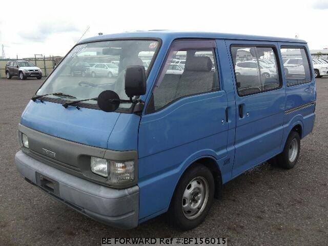 Used 1998 MAZDA BONGO VAN DX/GB-SS88H for Sale BF156015 - BE FORWARD