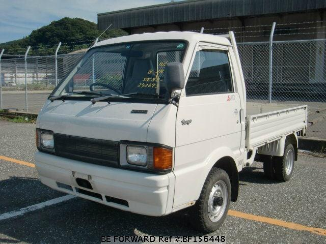 Used 1990 MAZDA BONGO TRUCK/L-SE88M for Sale BF156448 - BE ...