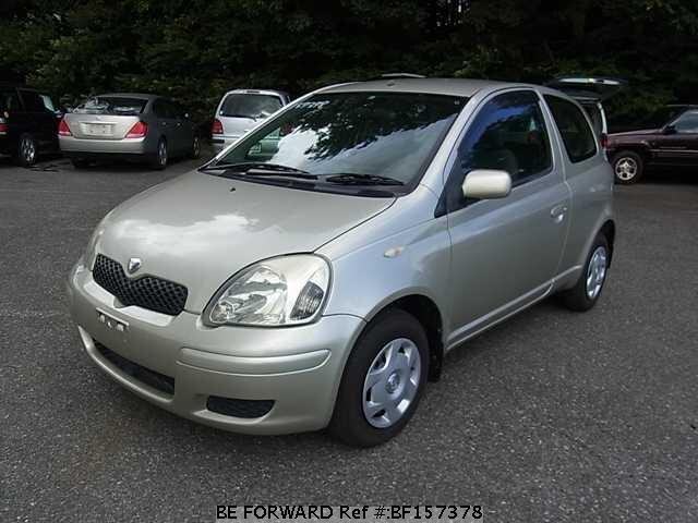 Used 2002 TOYOTA VITZ F D PACKAGETANCP15 for Sale BF157378  BE